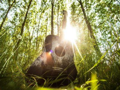 acoustic guitar 407214_1920